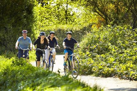 Vélo Promenade ©A Lamoureux